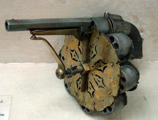 Is this a fake?-revolver-gun-handgun-multiple-cylinder.jpg
