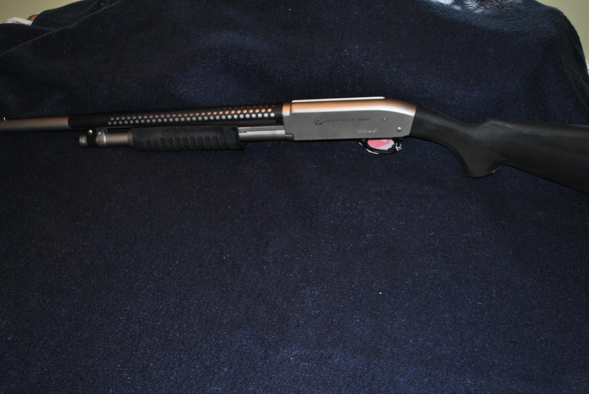 DuraCoated Glocks and RIA Shotgun for Sale!-ria-matte-nickel.jpg