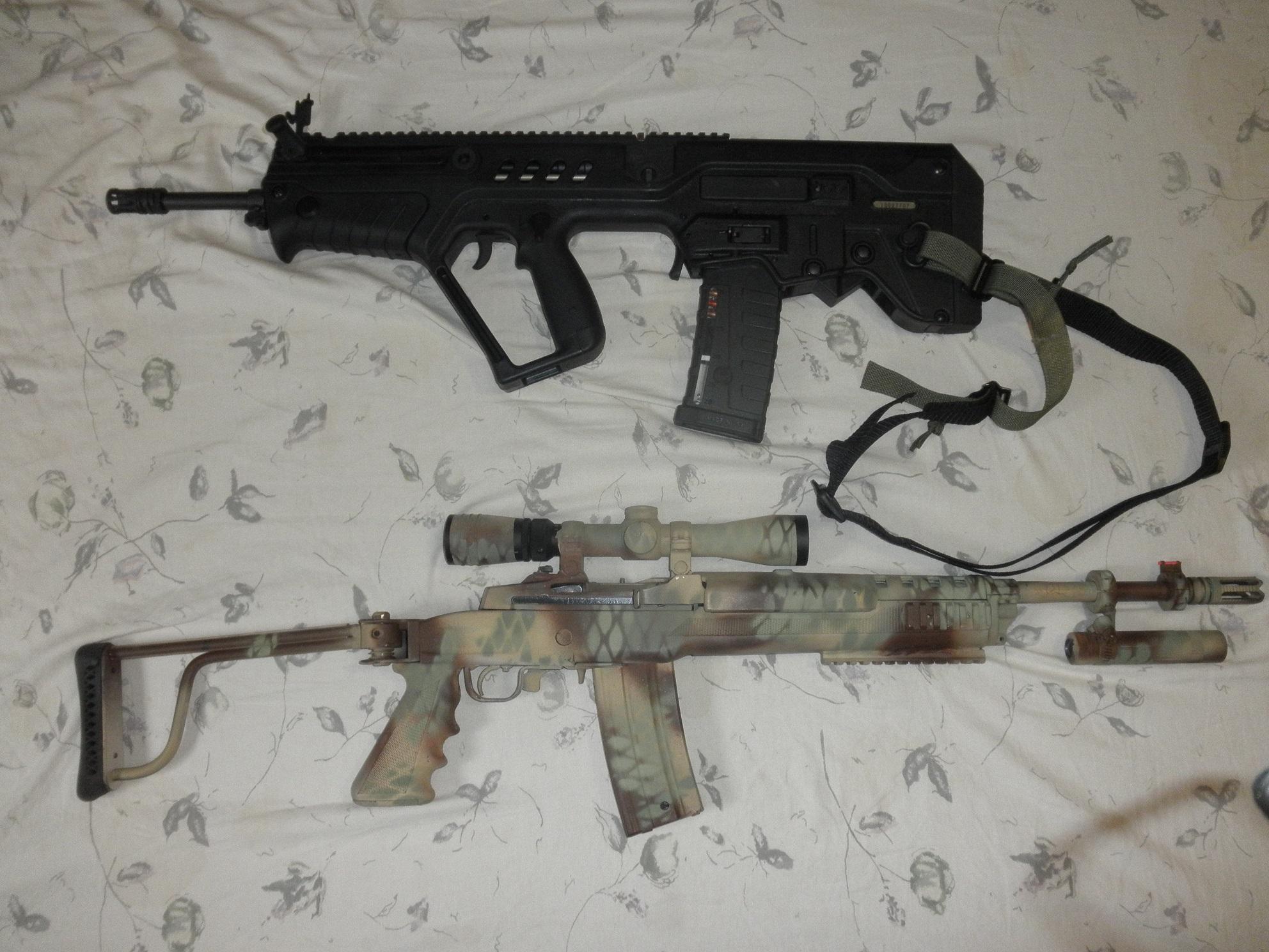 Painting Rifles - How To-rifles.jpg