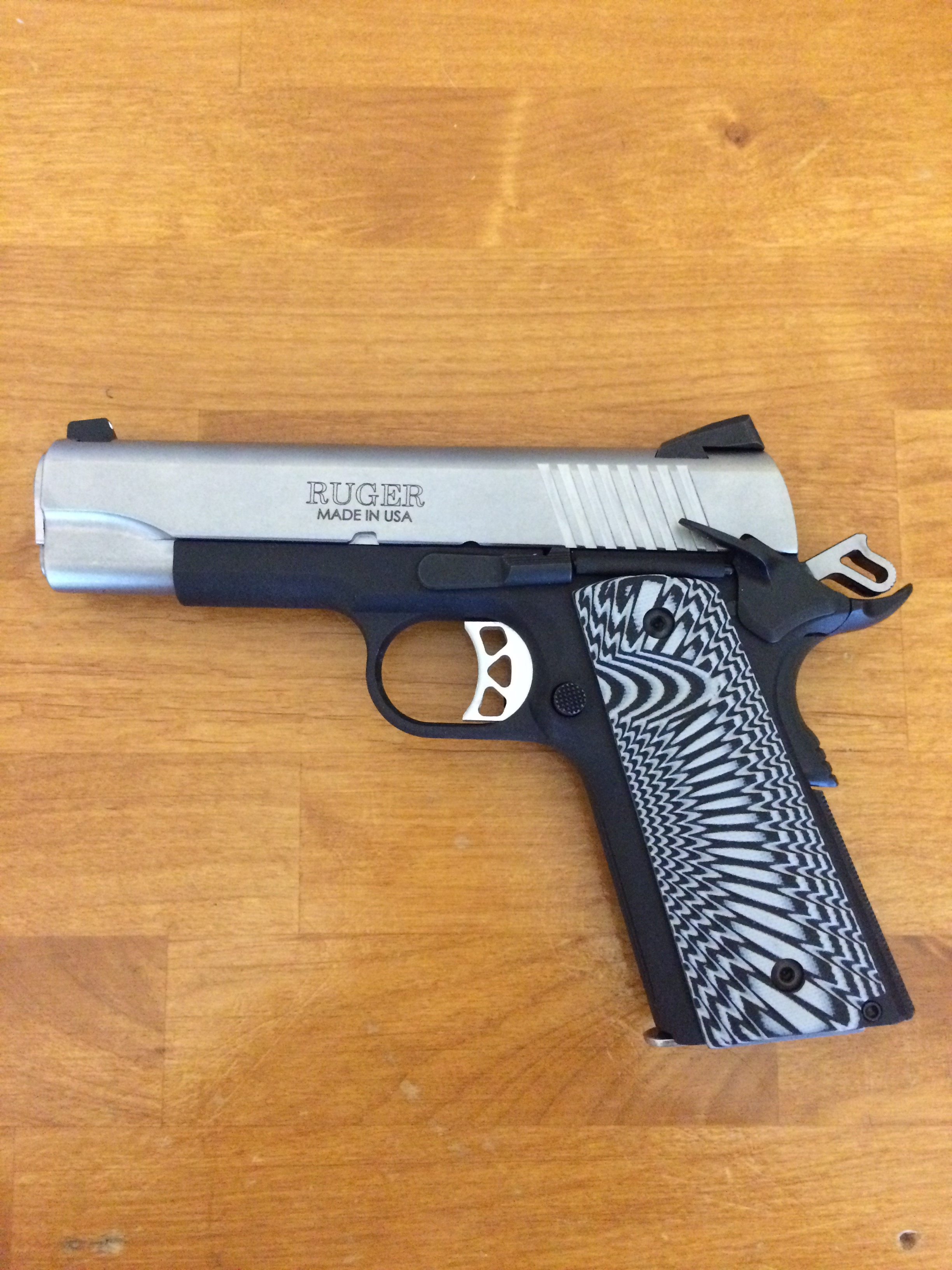 "The ""Official"" 1911 Thread-ruger-1911-1.jpg"