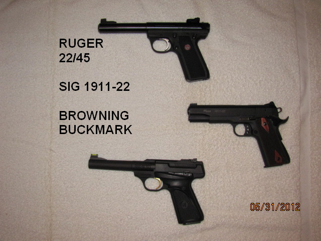 Rimfire Pics, Lets See the Plinkers!(Pic Heavy)-ruger-sig-browning.jpg