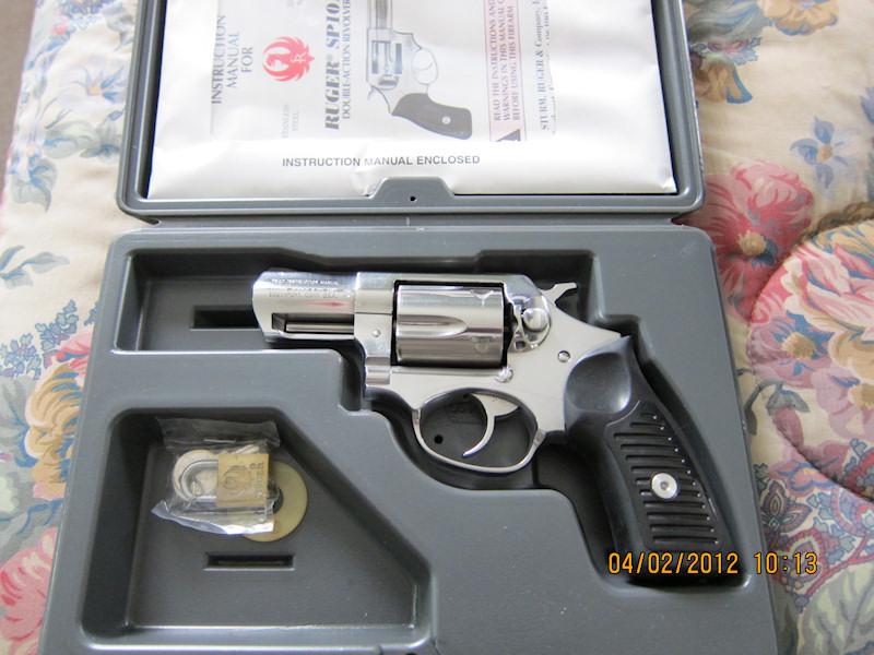 WTS: Ruger SP101 .357 Magnum 2.25 Stainless Steel (Alabama)-ruger1.jpg
