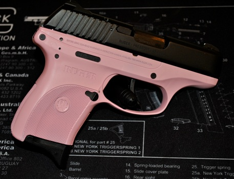 For Sale: NIB Ruger LC9 DuraCoated in pink lady-rugerlc9pinkladysmall.jpg