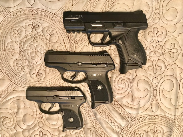 Ruger single stack 9mms  What's the verdict?