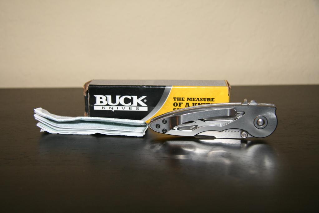 WTS: Buck Assisted Open Rush Knife NIB (Fl)-rush2.jpg