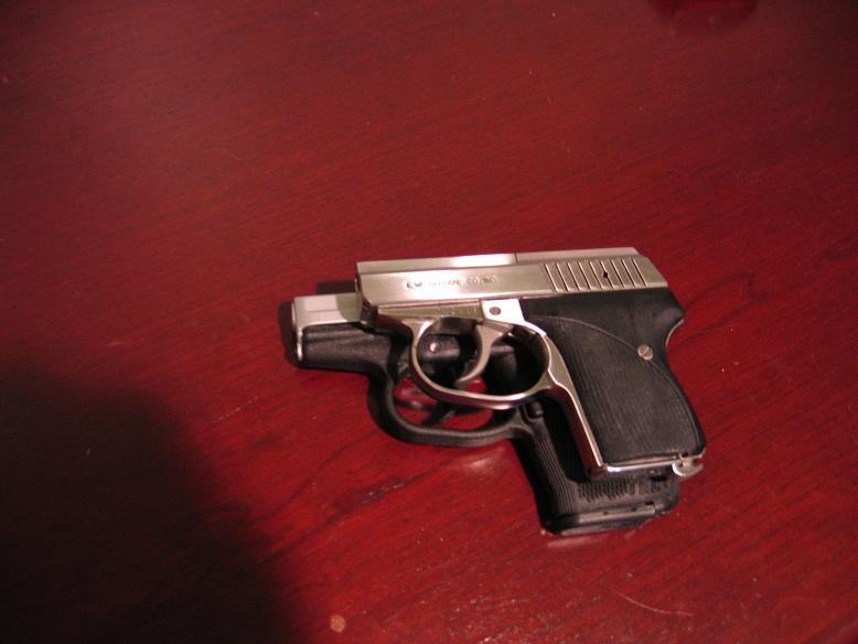 Anyone heard of L W  Seecamp for a pocket gun?