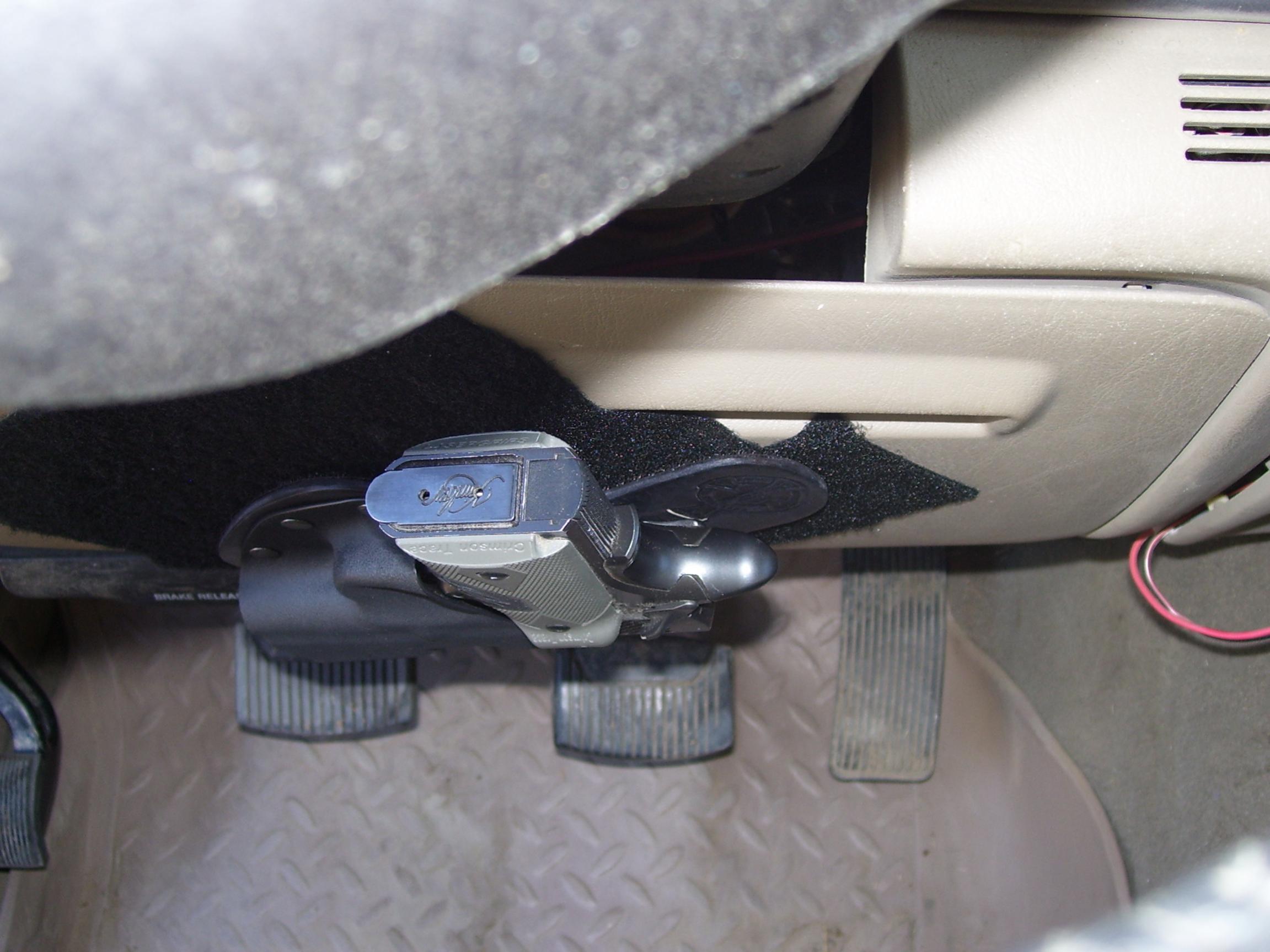 Car mounted holster-sept-09-030.jpg