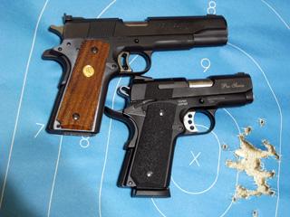 New SW 1911  45 Sub Compact Pro