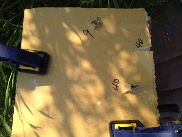 Safe room?  How bullet resistant is multiple layered drywall?-sheetrock-exiit.jpg