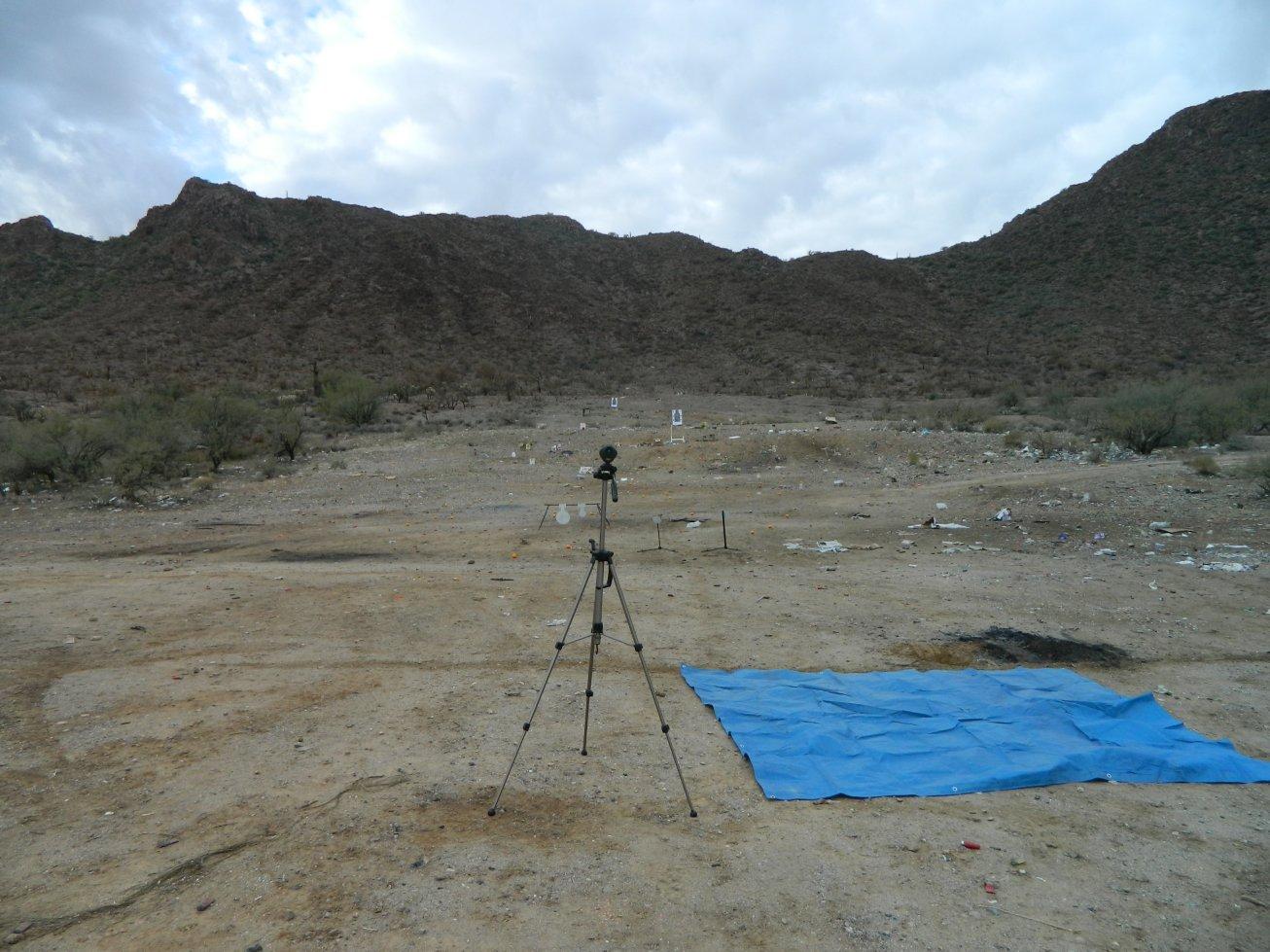 On the Third Day of Christmas, a desert run...-shootin-spot.jpg