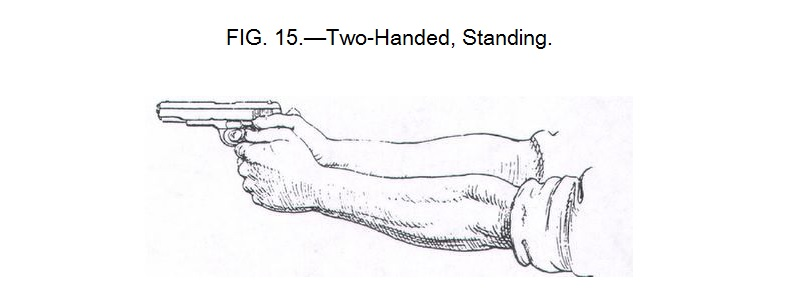 Evolution of Combat Pistol Technique-shooting-live-two-handed.jpg
