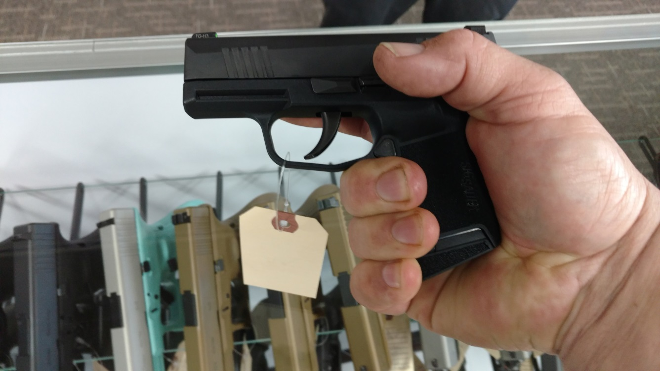 Can any carry gun compare to the Sig P365 for size and capacity?