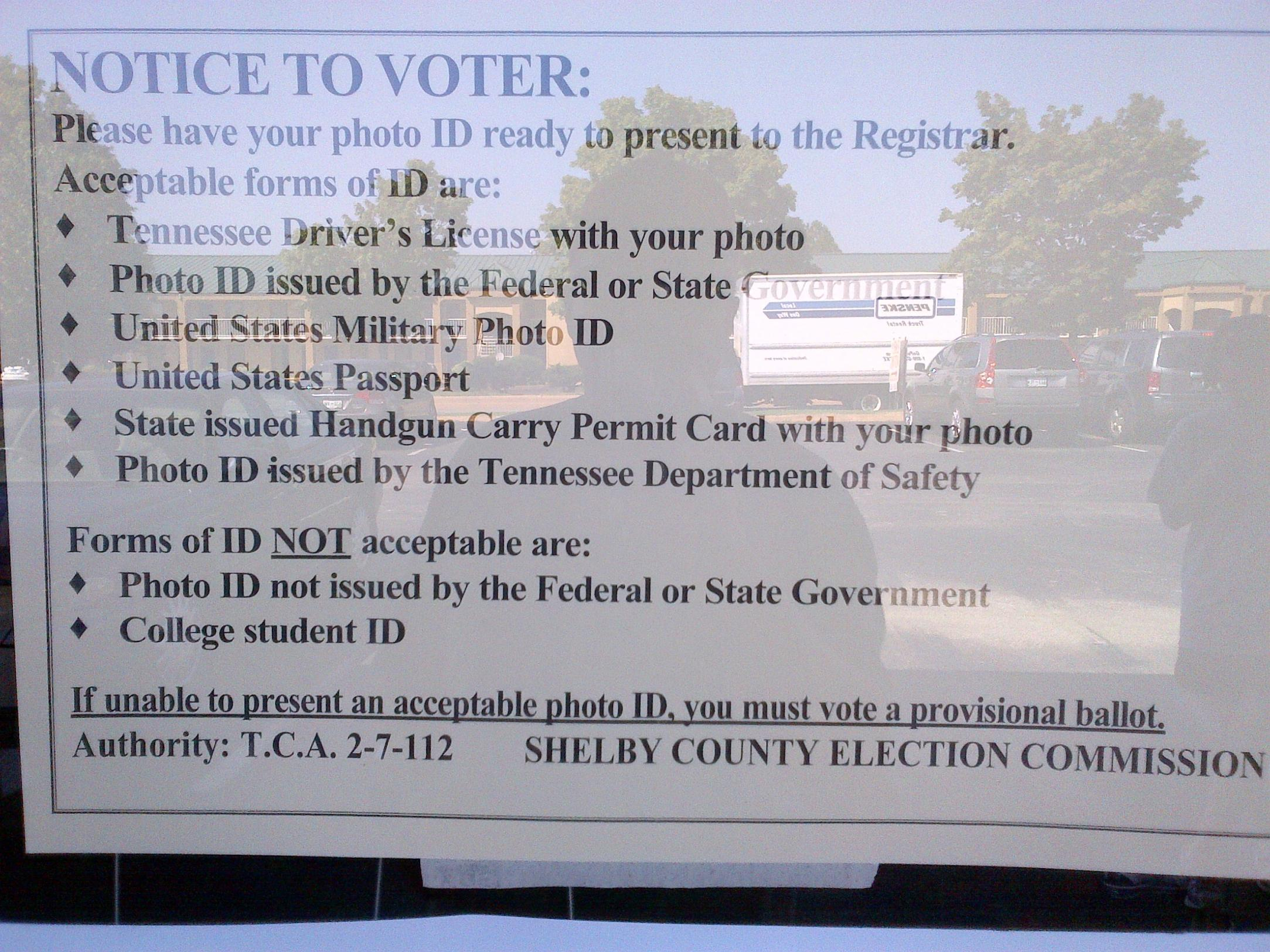 Voted today and look what I saw on the door-sign.jpg