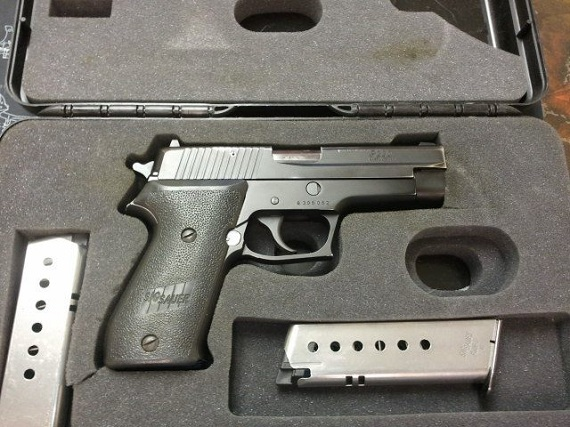 For Sale: Used Police Turn in Sig Sauer P220 45ACP-sigsauerp220-44acp.jpg