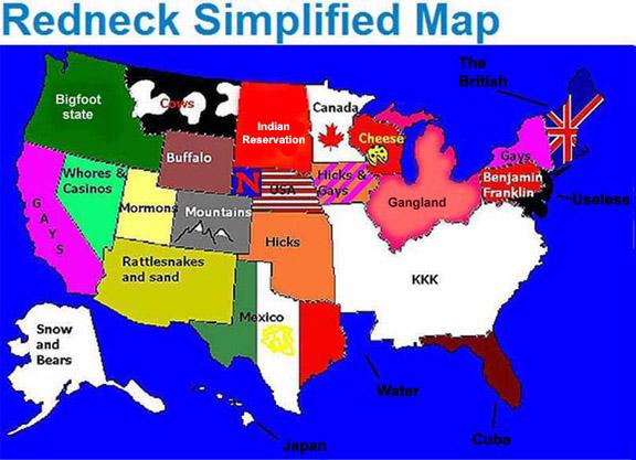The U.S. Map?-simplified-redneck-map-2.jpg
