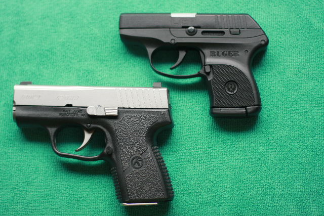ruger lcp compared to kahr pm9 picture