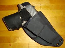 Just made a kydex IWB for my Colt Pony!-small-pony-kydex-sweat-shield.jpg