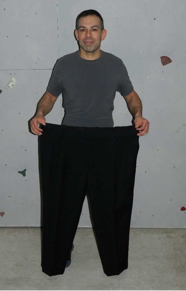 100 Pounds Lost, before and after pics-smaller-fat-pants.jpg