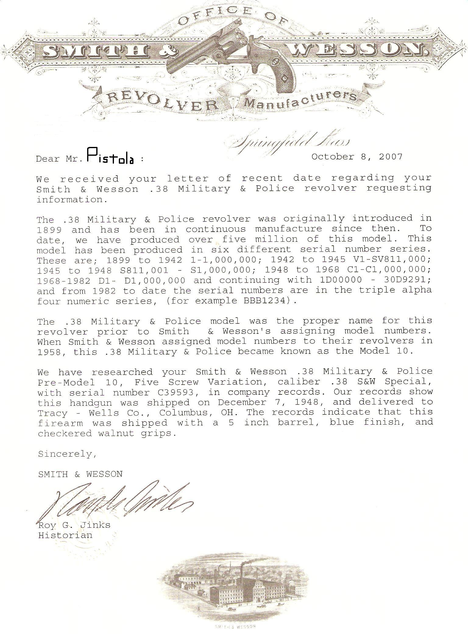 S&W Military & Police-smith-wesson-letter.jpg