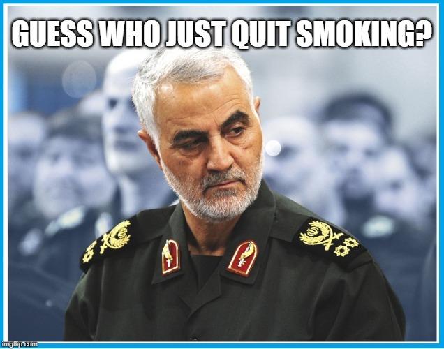 Politically incorrect joke of the day...-soelimani-quit-smoking.jpg