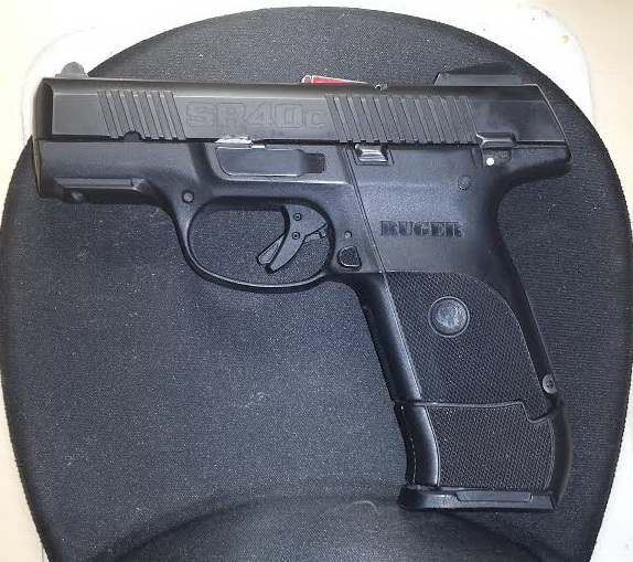 Who carries a Ruger SR9C?