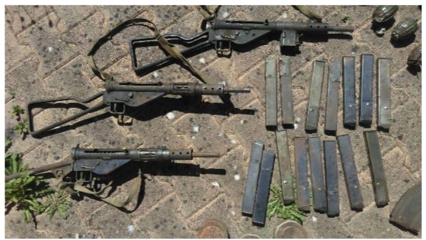 French couple discover a WWII cache of weapons-stens.jpg