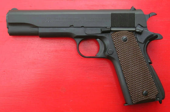 """The """"addiction"""" is STILL STRONG with this one! OK, """"Cough up"""" your 1911s !!-stock-2002-colt-m1911a1-reproduction.jpg"""