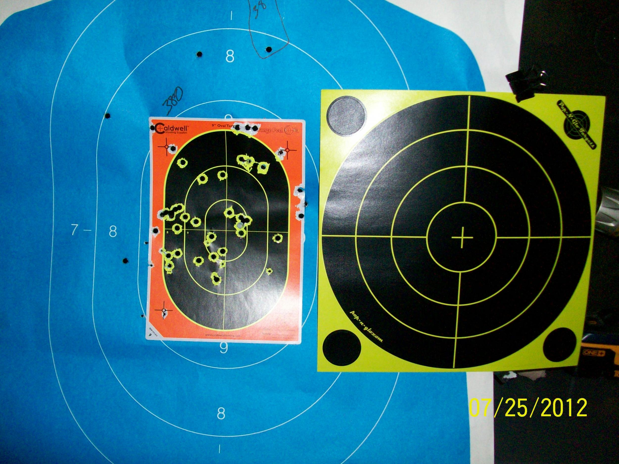 picture relating to Printable Shooting Targets 11x17 known as Printable Plans