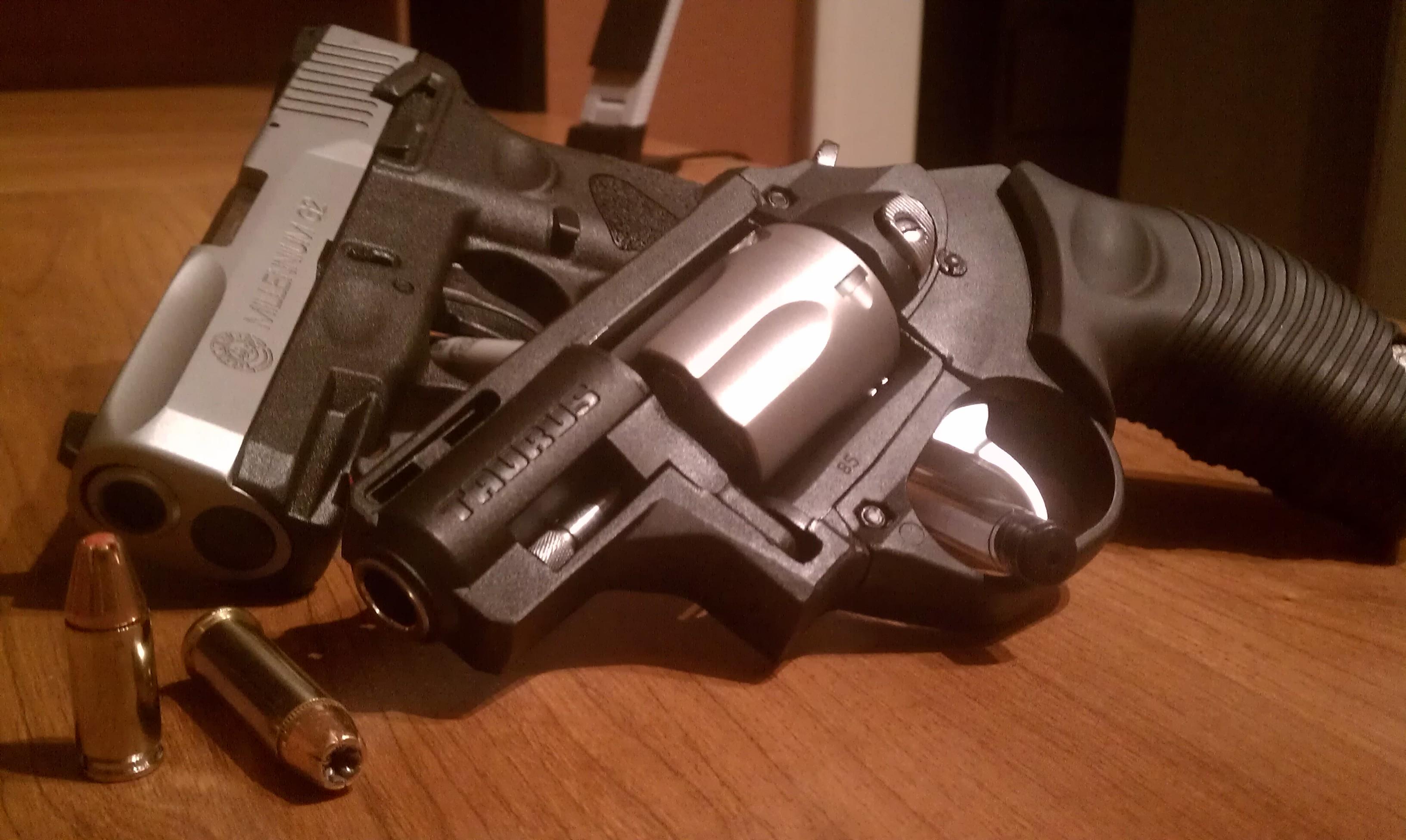 Taurus poly protector 605 357 mag (anyone shoot one?)