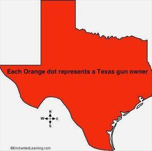State of Texas releases a map of all gun owners-texas-gun-map.jpg