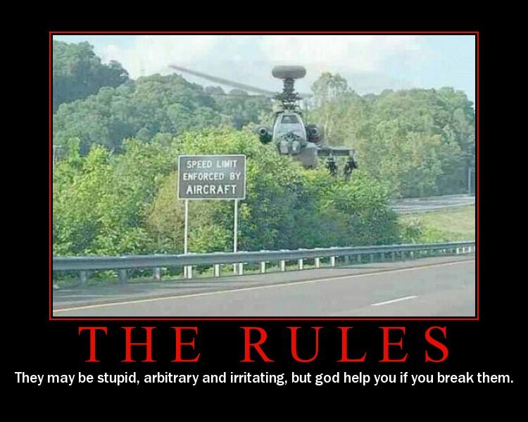 Military Motivator-therules.jpg