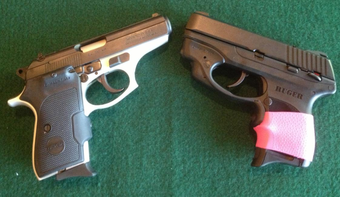 Comparing the Ruger LC380 and the Bersa Thunder 380