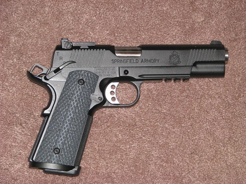 Springfield Armory Tactical Response Pistol for sale-trp.jpg