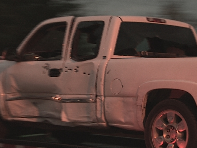 Dozens Of Shots Fired At Chase Suspect, 41 shots fired office claims SD-truck-3.jpg