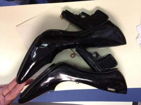 Lady Shooters be warned! - TSA is out for you if you wear these.......-tsa-seizes-shoes-replica-guns.jpg