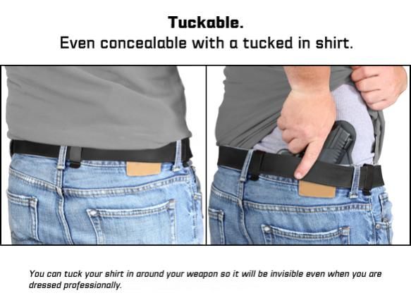 Alien Gear Holsters is Proud to be a DefensiveCarry.com Sponsor!-tuckable.jpg