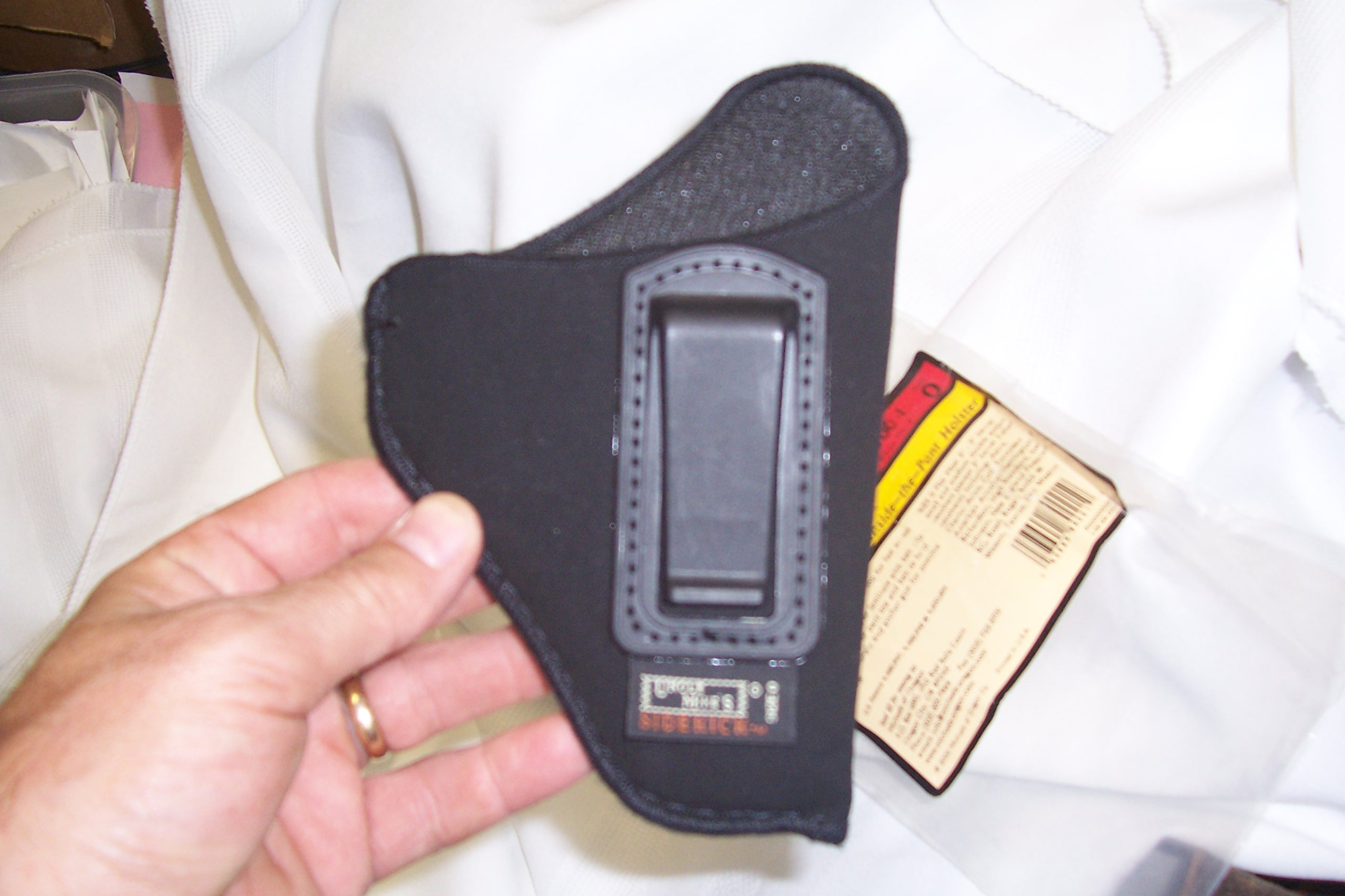 2 Holsters; IWB for Keltec P3AT & Uncle Mikes size 0...MO-unclemikes0.jpg