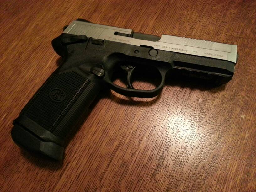 Picking up my new FNX 45 this afternoon-uploadfromtaptalk1367207968919.jpg