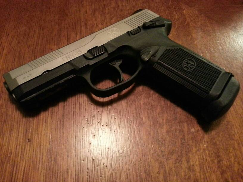 Picking up my new FNX 45 this afternoon-uploadfromtaptalk1367208002348.jpg