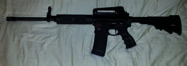Finished my rifle-uploadfromtaptalk1386919673037.jpg