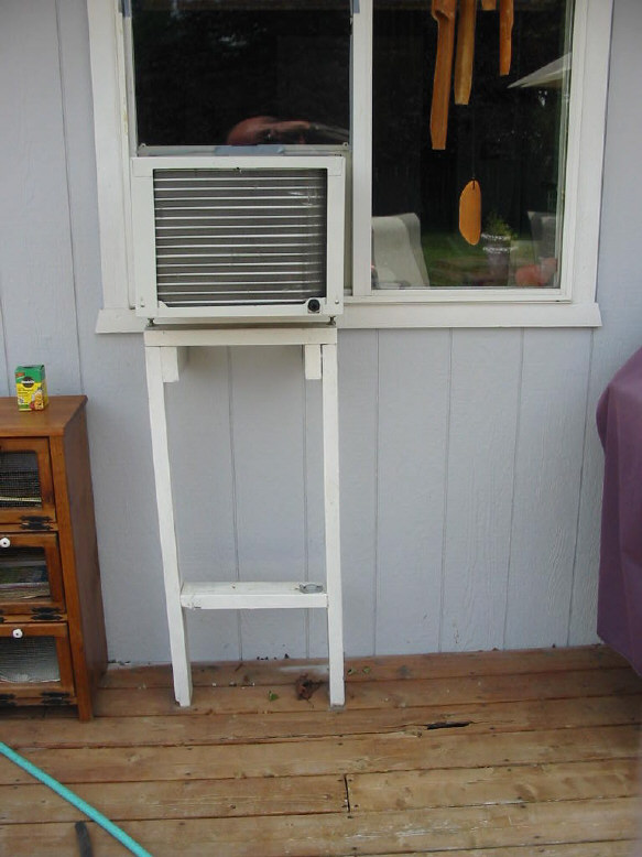 how to turn off outside ac unit