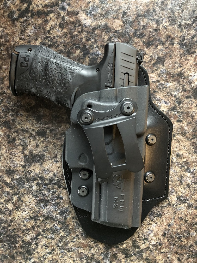 My new go to favorite - Walther PPQ M2