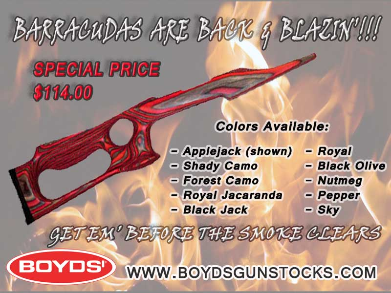 Boyds' Weekly Special!! Barracuda are back and blazin' for JUST 4!!!-weekly-special2.jpg