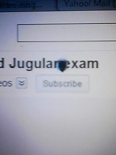 Anybody else see this weird thing on YouTube?-weirdyoutube.jpg