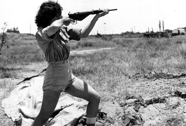 Retirement, Old Gun Folks Commune?-woman-shooting.jpg