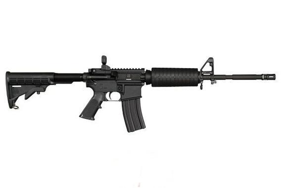 For Sale: Daily Deal - WWY R16 M4FT AR-15 Rifle-wwyr16m4ft-223.jpg