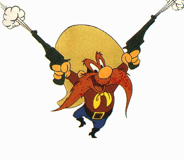 Does Carrying 'Too Much Stuff' Make You More Guilty?-yosemite-sam-mustach.jpg