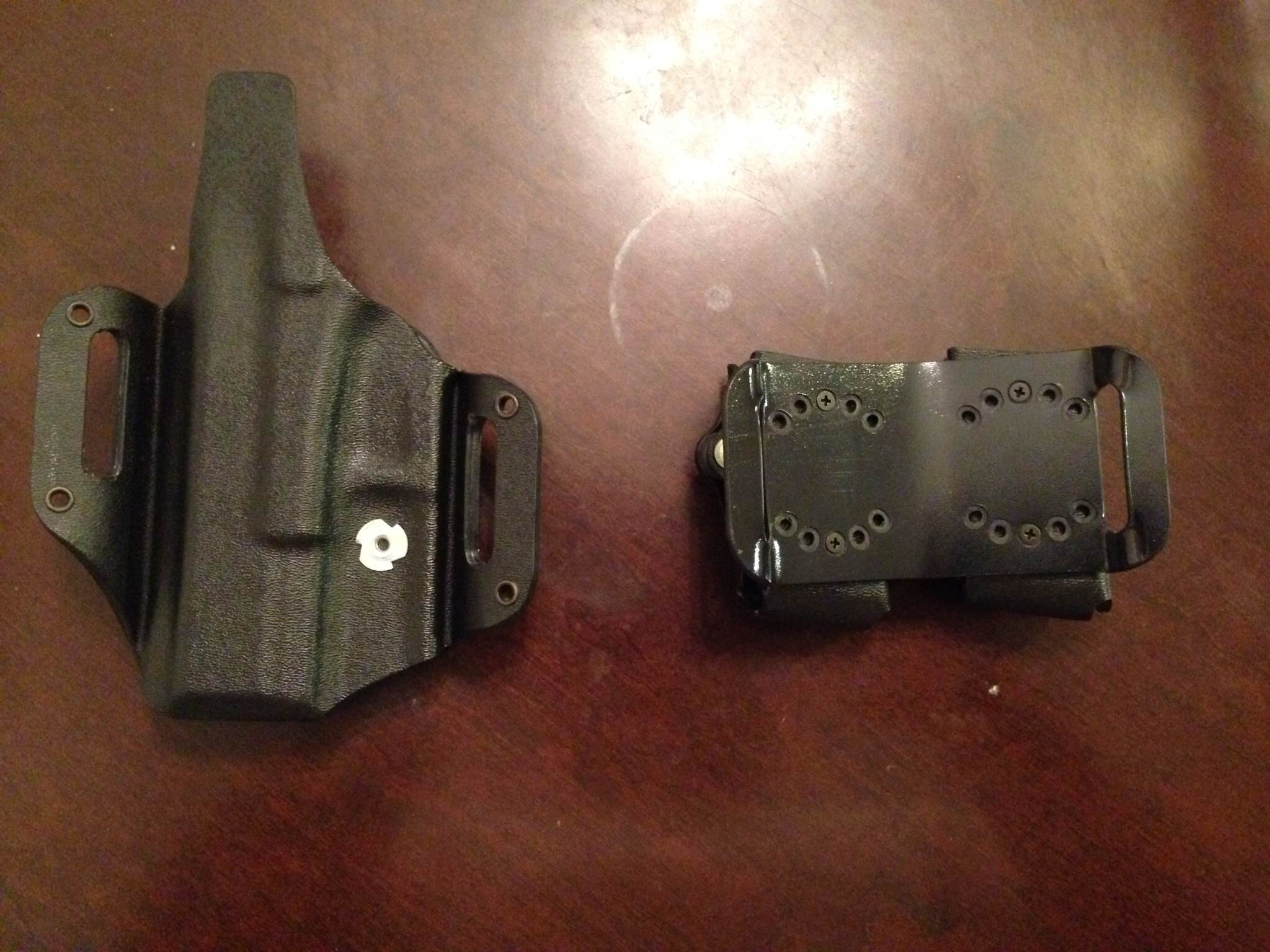 WTS/T: G19 OWB Kydex Holster and Mag Pouch [TN]-zgjj5ye.jpg
