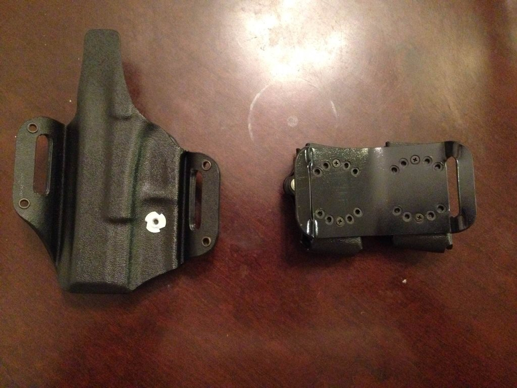 WTS/T: G19 OWB Kydex Holster and Mag Pouch [TN]-zgjj5yeh.jpg