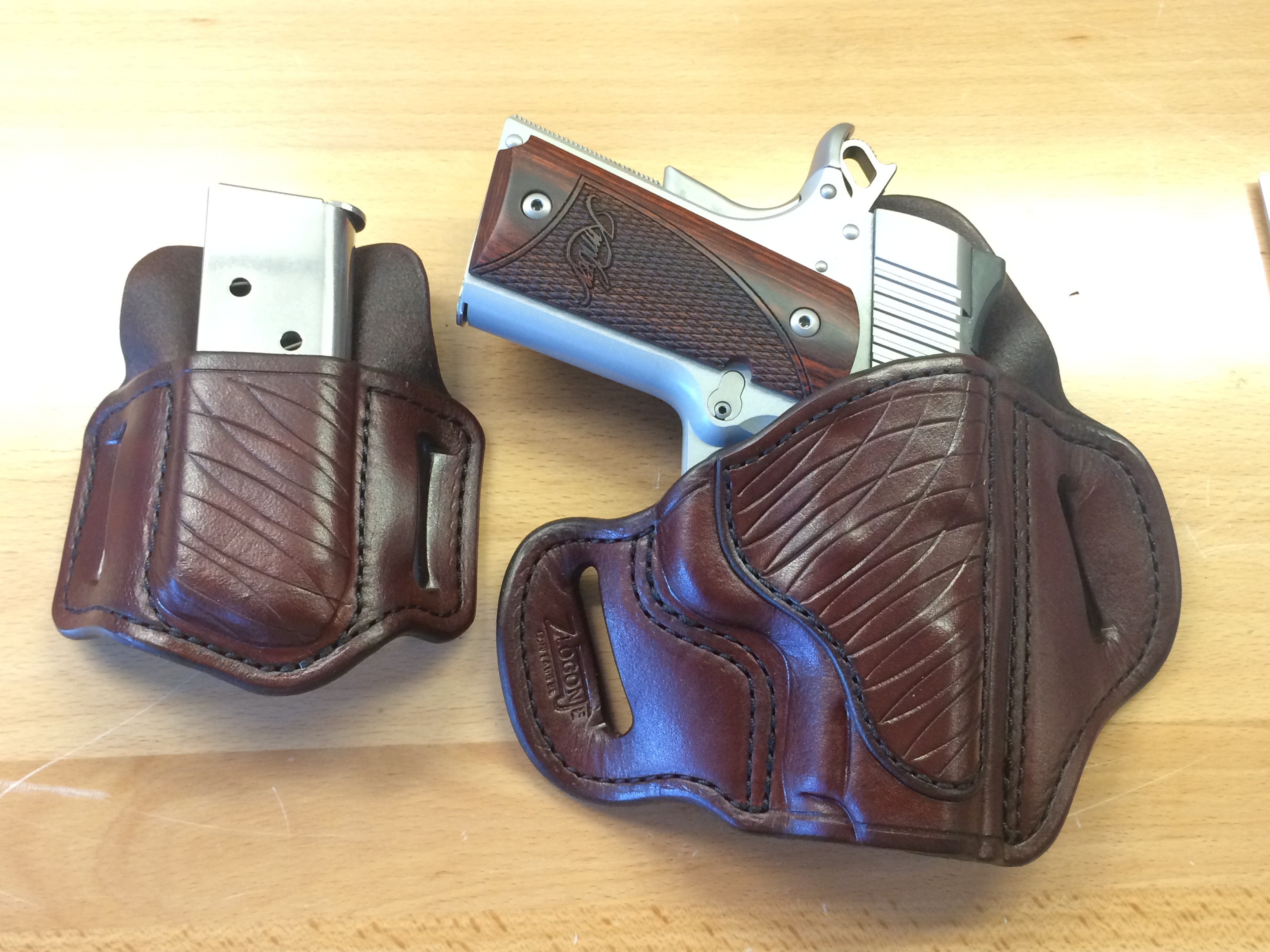 1911 holster ideas - Page 3